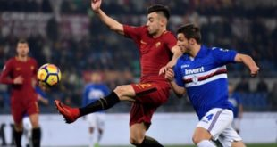 DIRETTA Roma-Sampdoria 4-1: si sblocca Schick, poi doppio El Shaarawy